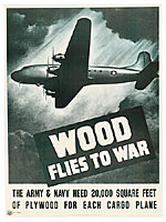 Unusual WWII Poster
