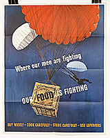WWII food conservation poster