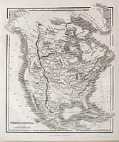 Map of North